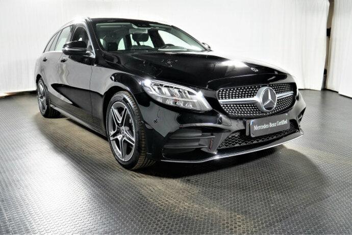 Kuva 3/13, Mercedes-Benz C 220 d 4Matic T A Business AMG, Farmari, Automaatti, Diesel, Neliveto, IP-8572