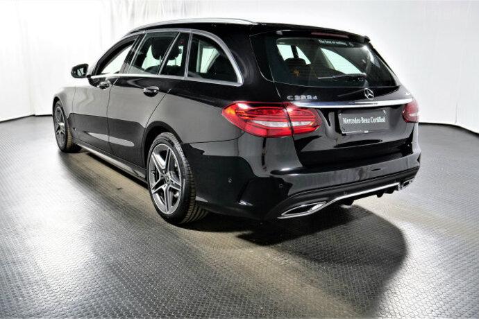 Kuva 5/13, Mercedes-Benz C 220 d 4Matic T A Business AMG, Farmari, Automaatti, Diesel, Neliveto, IP-8572