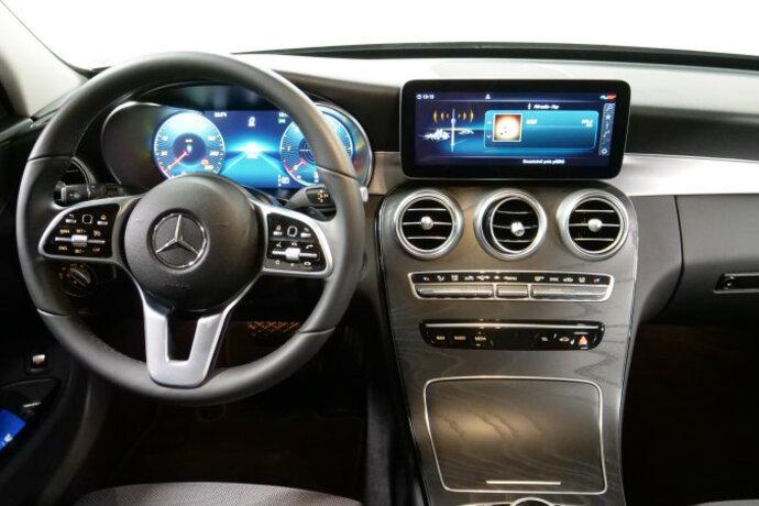 Kuva 9/13, Mercedes-Benz C 220 d 4Matic T A Business AMG, Farmari, Automaatti, Diesel, Neliveto, IP-8572