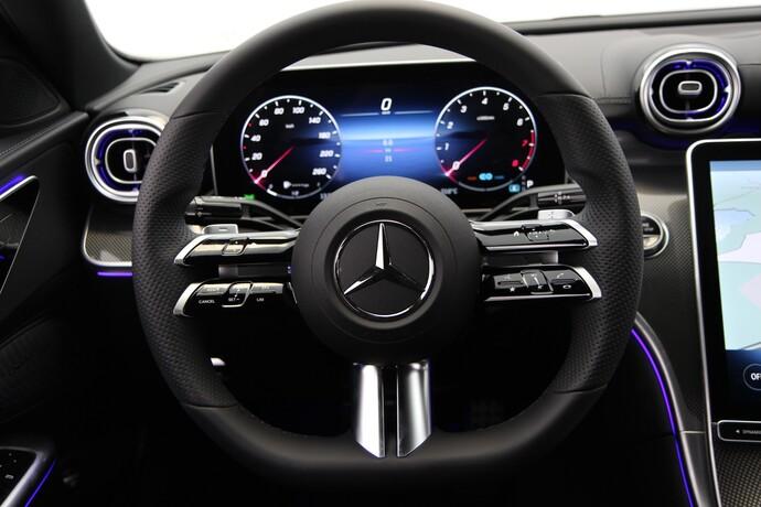 Kuva 13/23, Mercedes-Benz C 200 4Matic A Business AMG, Sedan, Automaatti, Bensiini, Kevythybridi, Neliveto, JV-0966