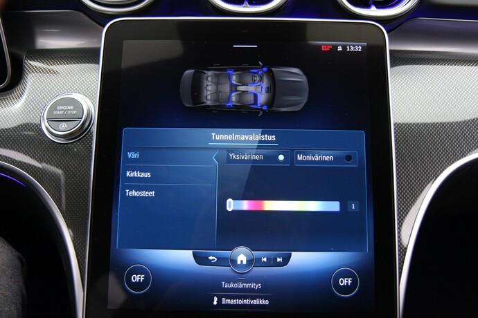 Kuva 18/23, Mercedes-Benz C 200 4Matic A Business AMG, Sedan, Automaatti, Bensiini, Kevythybridi, Neliveto, JV-0966