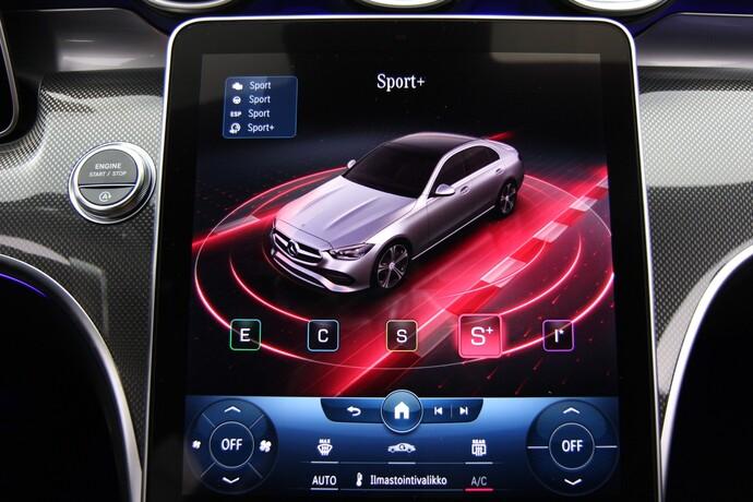 Kuva 19/23, Mercedes-Benz C 200 4Matic A Business AMG, Sedan, Automaatti, Bensiini, Kevythybridi, Neliveto, JV-0966
