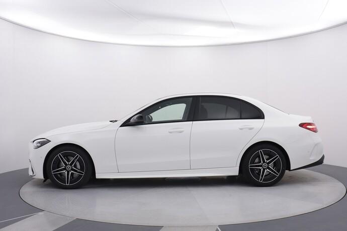 Kuva 3/23, Mercedes-Benz C 200 4Matic A Business AMG, Sedan, Automaatti, Bensiini, Kevythybridi, Neliveto, JV-0966