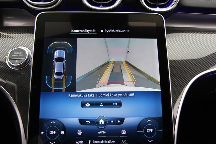 Kuva 22/23, Mercedes-Benz C 200 4Matic A Business AMG, Sedan, Automaatti, Bensiini, Kevythybridi, Neliveto, JV-0966