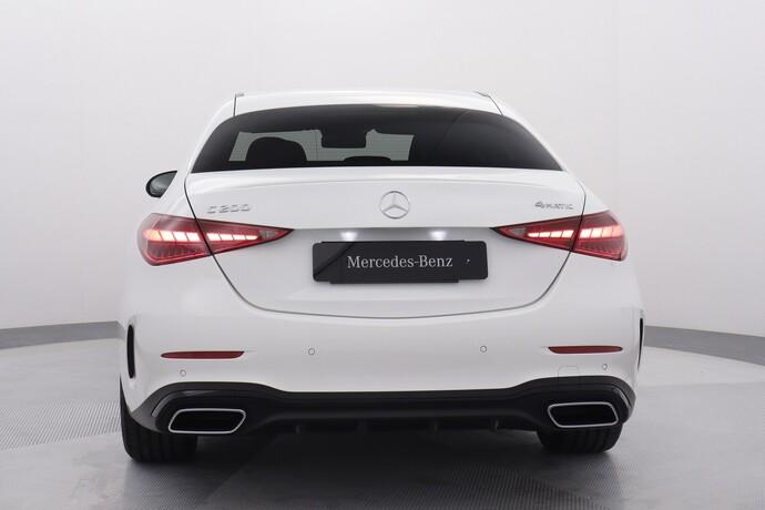 Kuva 5/23, Mercedes-Benz C 200 4Matic A Business AMG, Sedan, Automaatti, Bensiini, Kevythybridi, Neliveto, JV-0966