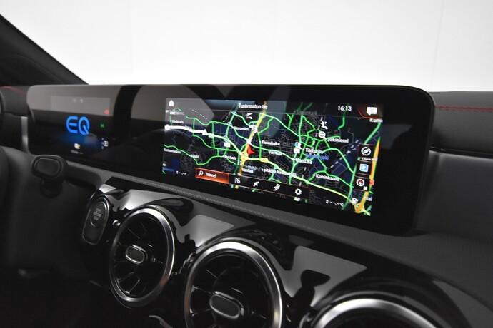Kuva 14/25, Mercedes-Benz CLA 250 e A Shooting Brake Business AMG EQ Power, Farmari, Automaatti, Bensiini, Plug-in-hybridi, CPJ-588