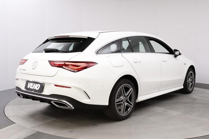 Kuva 5/25, Mercedes-Benz CLA 250 e A Shooting Brake Business AMG EQ Power, Farmari, Automaatti, Bensiini, Plug-in-hybridi, CPJ-588