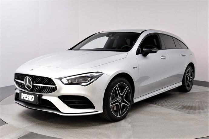 Mercedes-Benz CLA 250 e A Shooting Brake Business AMG EQ Power, Farmari, Automaatti, Bensiini, Plug-in-hybridi, ZNR-286