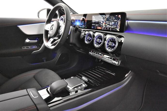 Kuva 12/28, Mercedes-Benz CLA 250 e A Shooting Brake Business AMG EQ Power, Farmari, Automaatti, Bensiini, Plug-in-hybridi, ZNR-286