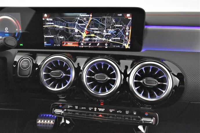 Kuva 16/28, Mercedes-Benz CLA 250 e A Shooting Brake Business AMG EQ Power, Farmari, Automaatti, Bensiini, Plug-in-hybridi, ZNR-286