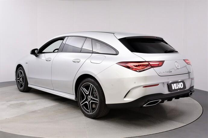 Kuva 4/28, Mercedes-Benz CLA 250 e A Shooting Brake Business AMG EQ Power, Farmari, Automaatti, Bensiini, Plug-in-hybridi, ZNR-286