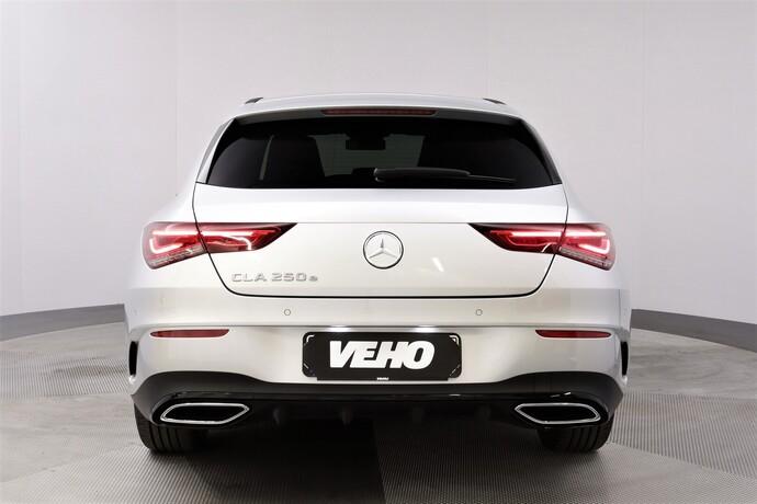 Kuva 5/28, Mercedes-Benz CLA 250 e A Shooting Brake Business AMG EQ Power, Farmari, Automaatti, Bensiini, Plug-in-hybridi, ZNR-286