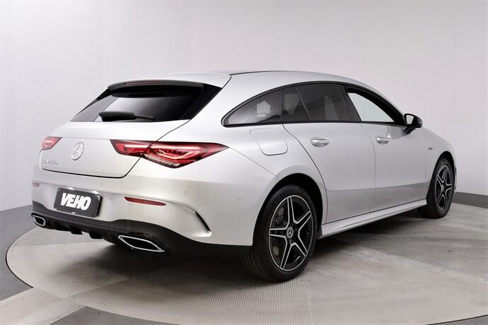 Kuva 6/28, Mercedes-Benz CLA 250 e A Shooting Brake Business AMG EQ Power, Farmari, Automaatti, Bensiini, Plug-in-hybridi, ZNR-286