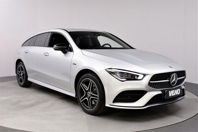 Kuva 8/28, Mercedes-Benz CLA 250 e A Shooting Brake Business AMG EQ Power, Farmari, Automaatti, Bensiini, Plug-in-hybridi, ZNR-286