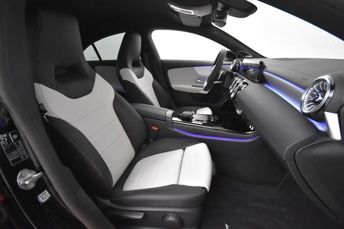 Kuva 10/24, Mercedes-Benz CLA 250 e A Business AMG EQ Power, Coupe, Automaatti, Bensiini, Plug-in-hybridi, MZA-533