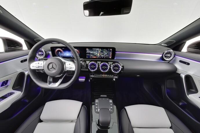Kuva 11/24, Mercedes-Benz CLA 250 e A Business AMG EQ Power, Coupe, Automaatti, Bensiini, Plug-in-hybridi, MZA-533