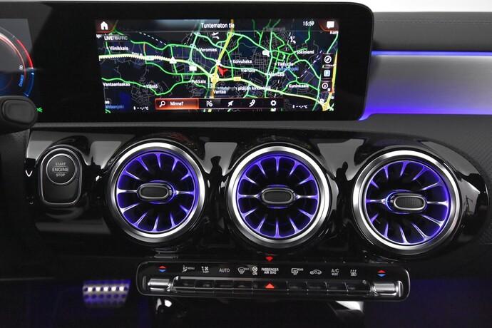 Kuva 15/24, Mercedes-Benz CLA 250 e A Business AMG EQ Power, Coupe, Automaatti, Bensiini, Plug-in-hybridi, MZA-533
