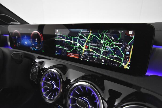 Kuva 16/24, Mercedes-Benz CLA 250 e A Business AMG EQ Power, Coupe, Automaatti, Bensiini, Plug-in-hybridi, MZA-533