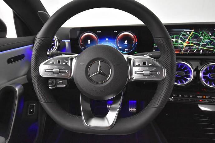 Kuva 18/24, Mercedes-Benz CLA 250 e A Business AMG EQ Power, Coupe, Automaatti, Bensiini, Plug-in-hybridi, MZA-533