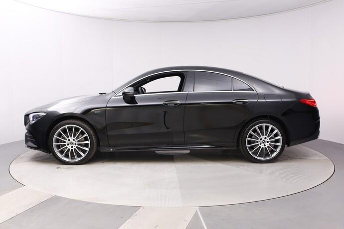 Kuva 2/24, Mercedes-Benz CLA 250 e A Business AMG EQ Power, Coupe, Automaatti, Bensiini, Plug-in-hybridi, MZA-533