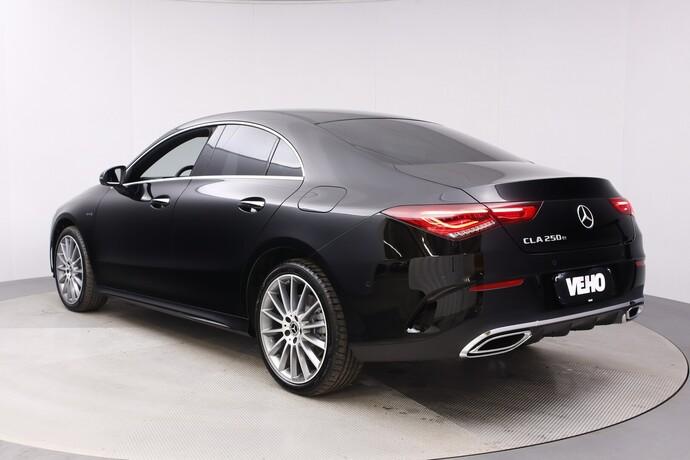 Kuva 3/24, Mercedes-Benz CLA 250 e A Business AMG EQ Power, Coupe, Automaatti, Bensiini, Plug-in-hybridi, MZA-533