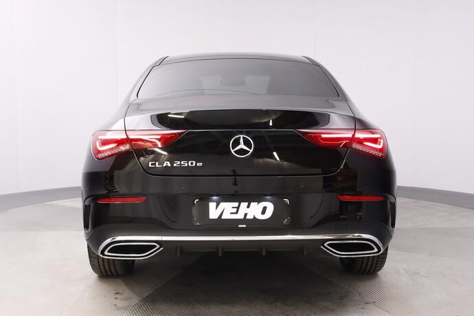 Kuva 4/24, Mercedes-Benz CLA 250 e A Business AMG EQ Power, Coupe, Automaatti, Bensiini, Plug-in-hybridi, MZA-533