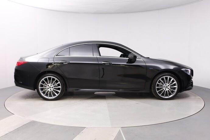 Kuva 6/24, Mercedes-Benz CLA 250 e A Business AMG EQ Power, Coupe, Automaatti, Bensiini, Plug-in-hybridi, MZA-533