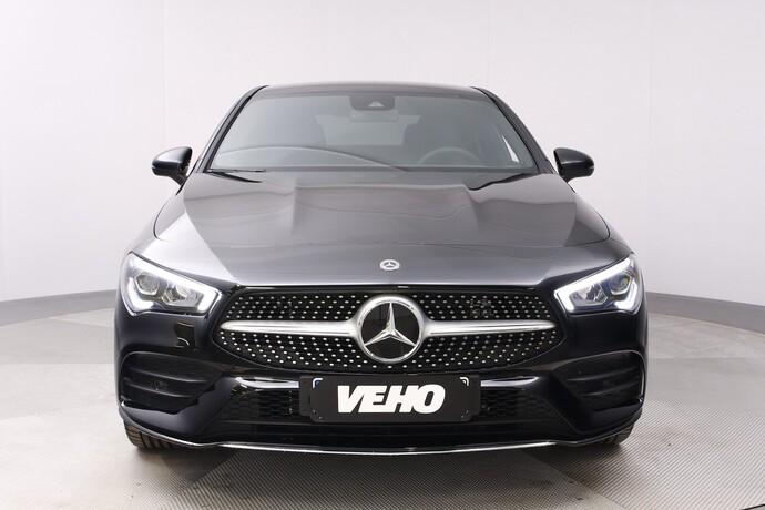 Kuva 8/24, Mercedes-Benz CLA 250 e A Business AMG EQ Power, Coupe, Automaatti, Bensiini, Plug-in-hybridi, MZA-533