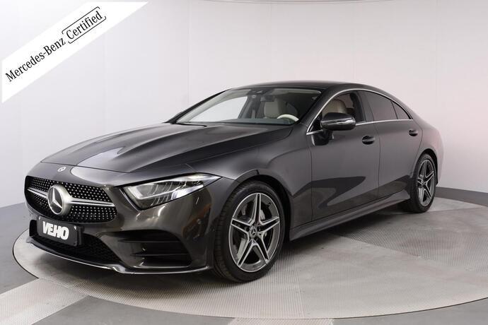 Mercedes-Benz CLS 450 4Matic, Coupe, Automaatti, Bensiini, Neliveto, JP-7947
