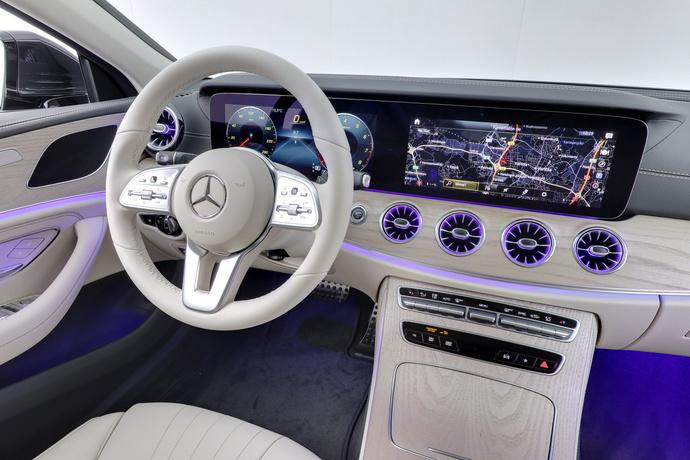 Kuva 11/24, Mercedes-Benz CLS 450 4Matic, Coupe, Automaatti, Bensiini, Neliveto, JP-7947