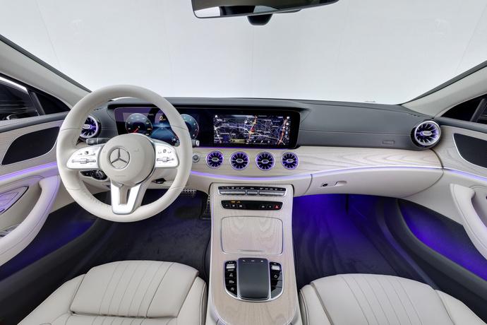 Kuva 12/24, Mercedes-Benz CLS 450 4Matic, Coupe, Automaatti, Bensiini, Neliveto, JP-7947