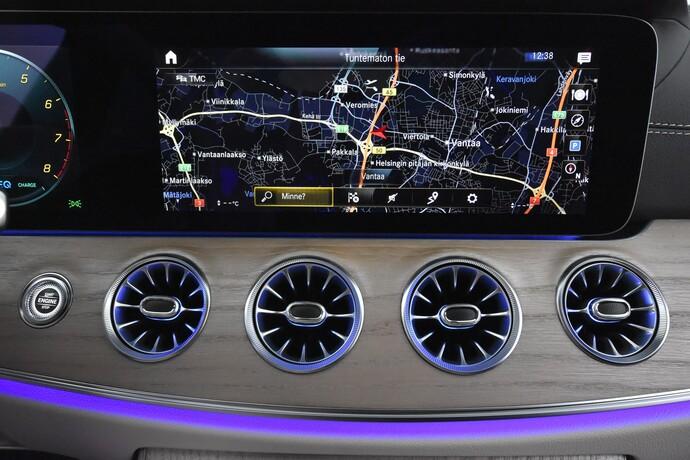 Kuva 15/24, Mercedes-Benz CLS 450 4Matic, Coupe, Automaatti, Bensiini, Neliveto, JP-7947