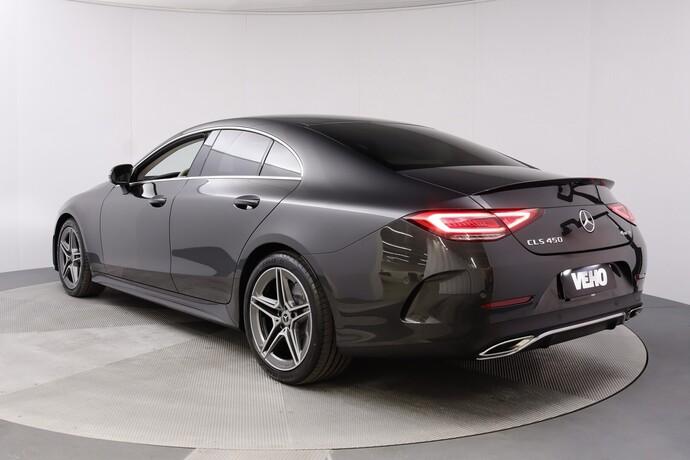 Kuva 3/24, Mercedes-Benz CLS 450 4Matic, Coupe, Automaatti, Bensiini, Neliveto, JP-7947