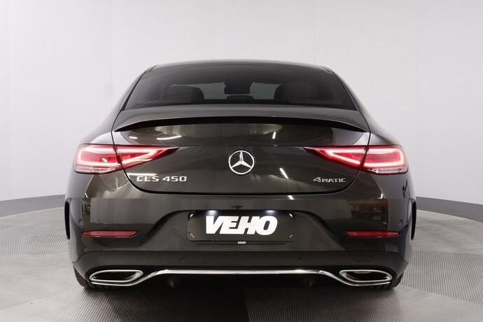 Kuva 4/24, Mercedes-Benz CLS 450 4Matic, Coupe, Automaatti, Bensiini, Neliveto, JP-7947