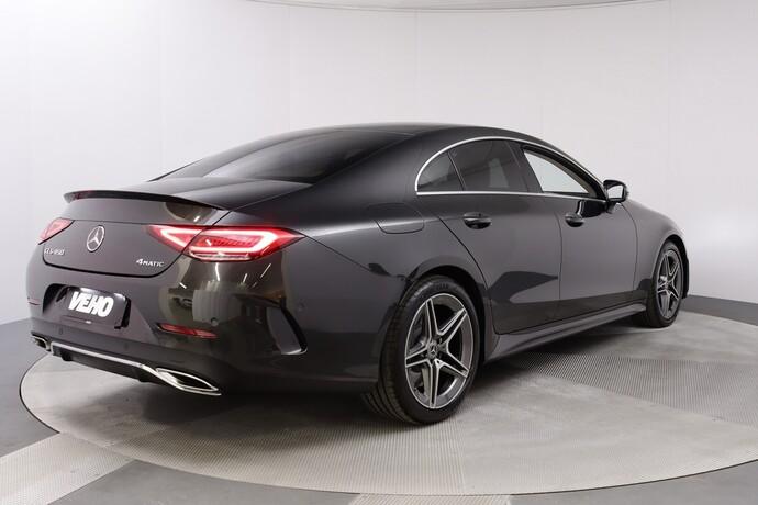 Kuva 5/24, Mercedes-Benz CLS 450 4Matic, Coupe, Automaatti, Bensiini, Neliveto, JP-7947