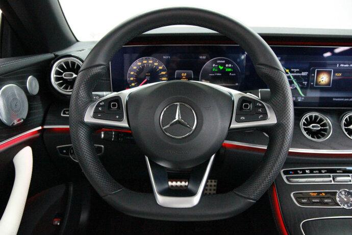 Kuva 12/23, Mercedes-Benz E 350 A Cabriolet, Avoauto, Automaatti, Bensiini, IG-3236