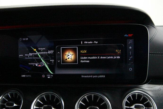 Kuva 13/23, Mercedes-Benz E 350 A Cabriolet, Avoauto, Automaatti, Bensiini, IG-3236