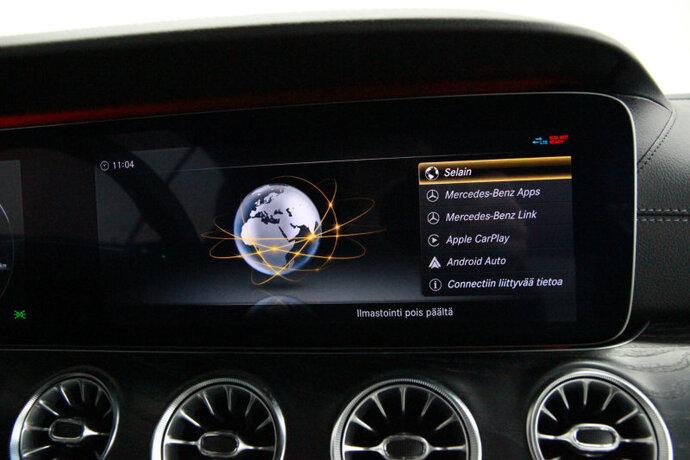 Kuva 16/23, Mercedes-Benz E 350 A Cabriolet, Avoauto, Automaatti, Bensiini, IG-3236