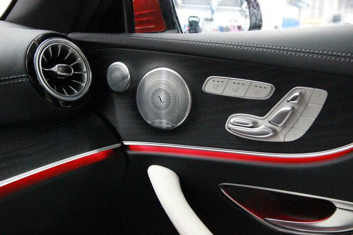 Kuva 20/23, Mercedes-Benz E 350 A Cabriolet, Avoauto, Automaatti, Bensiini, IG-3236