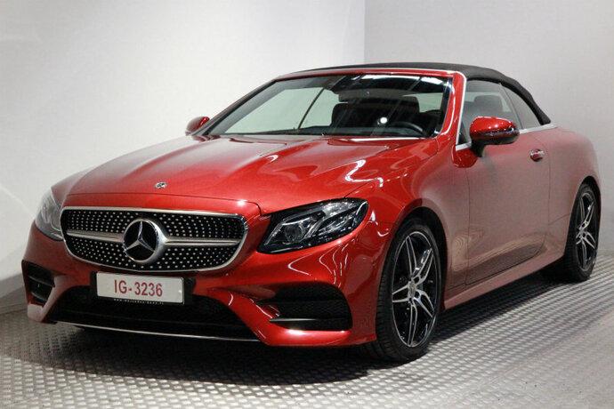 Kuva 6/23, Mercedes-Benz E 350 A Cabriolet, Avoauto, Automaatti, Bensiini, IG-3236