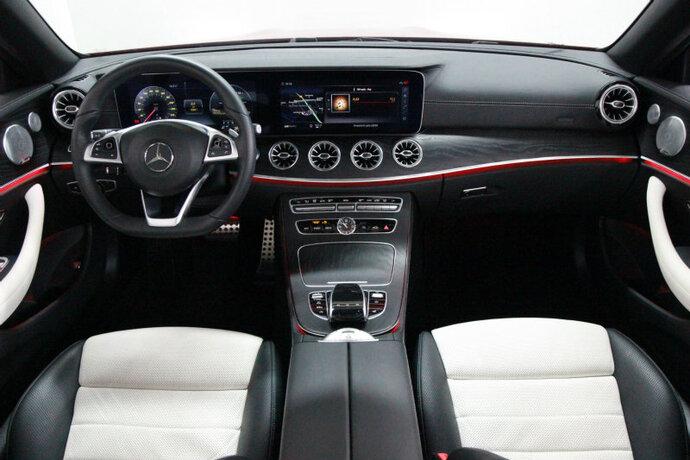 Kuva 11/23, Mercedes-Benz E 350 A Cabriolet, Avoauto, Automaatti, Bensiini, IG-3236