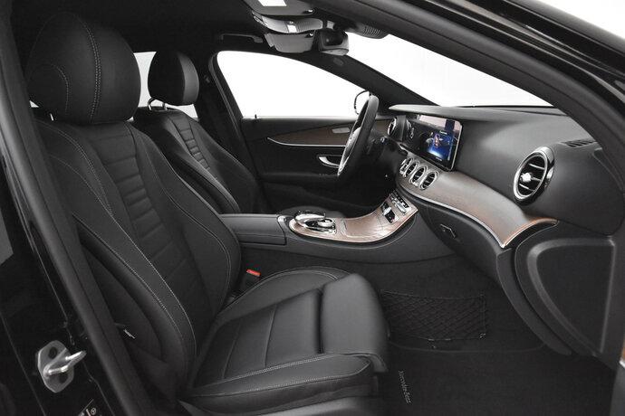 Kuva 12/16, Mercedes-Benz E 200 d A Edition One Nahkaverhoilu, Widescreen Cockpit, Sedan, Automaatti, Diesel, YKM-205
