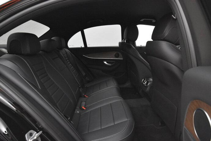 Kuva 13/16, Mercedes-Benz E 200 d A Edition One Nahkaverhoilu, Widescreen Cockpit, Sedan, Automaatti, Diesel, YKM-205