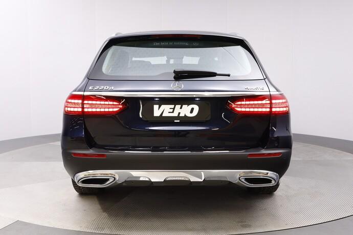 Kuva 4/24, Mercedes-Benz E 220 d 4Matic A All-Terrain, Farmari, Automaatti, Diesel, Neliveto, JP-7946