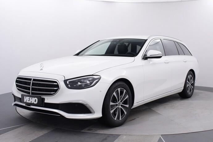 Mercedes-Benz E 200 d T A Business Avantgarde (MY20) **UUSI AUTO, NOPEAAN TOIMITUKSEEN**, Farmari, Automaatti, Diesel, XPL-616