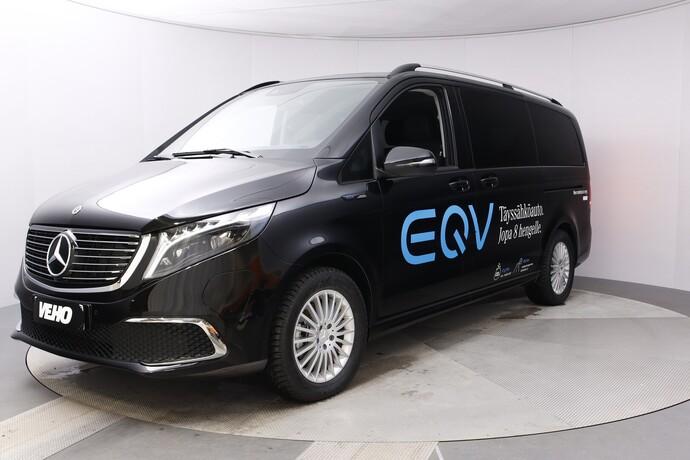 Mercedes-Benz EQV 300 e keskipitkä A2, Tila-auto, Automaatti, Sähkö, MYY-553