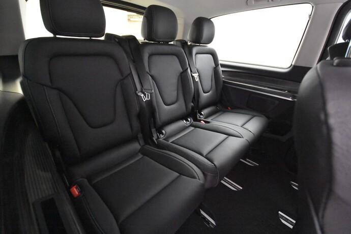 Kuva 11/26, Mercedes-Benz EQV 300 e keskipitkä A2, Tila-auto, Automaatti, Sähkö, MYY-553
