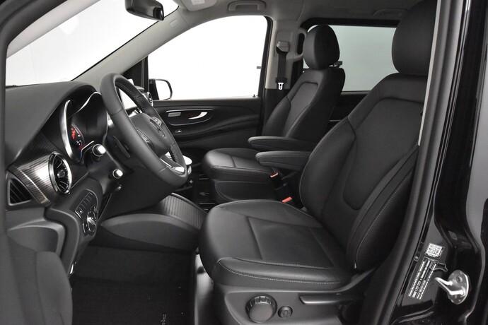 Kuva 13/26, Mercedes-Benz EQV 300 e keskipitkä A2, Tila-auto, Automaatti, Sähkö, MYY-553
