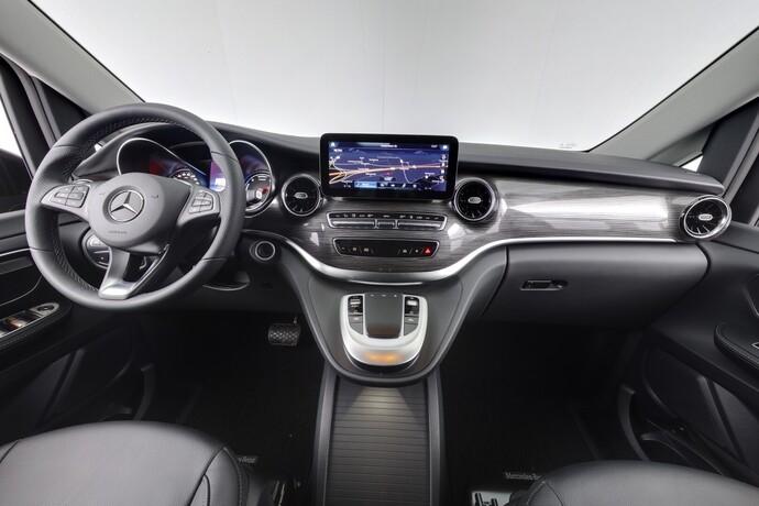 Kuva 14/26, Mercedes-Benz EQV 300 e keskipitkä A2, Tila-auto, Automaatti, Sähkö, MYY-553