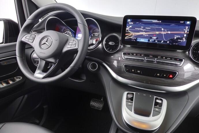 Kuva 15/26, Mercedes-Benz EQV 300 e keskipitkä A2, Tila-auto, Automaatti, Sähkö, MYY-553